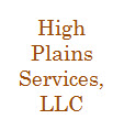 High Plains Services, LLC